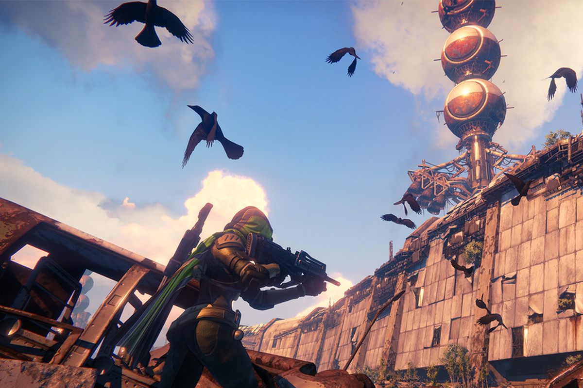 Destiny Share Two Social Spaces Unearthed By Data Miners