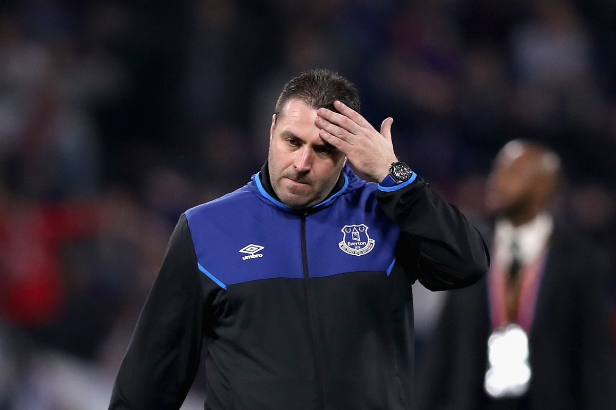 Still no updates on Unsworth's future as Everton manager