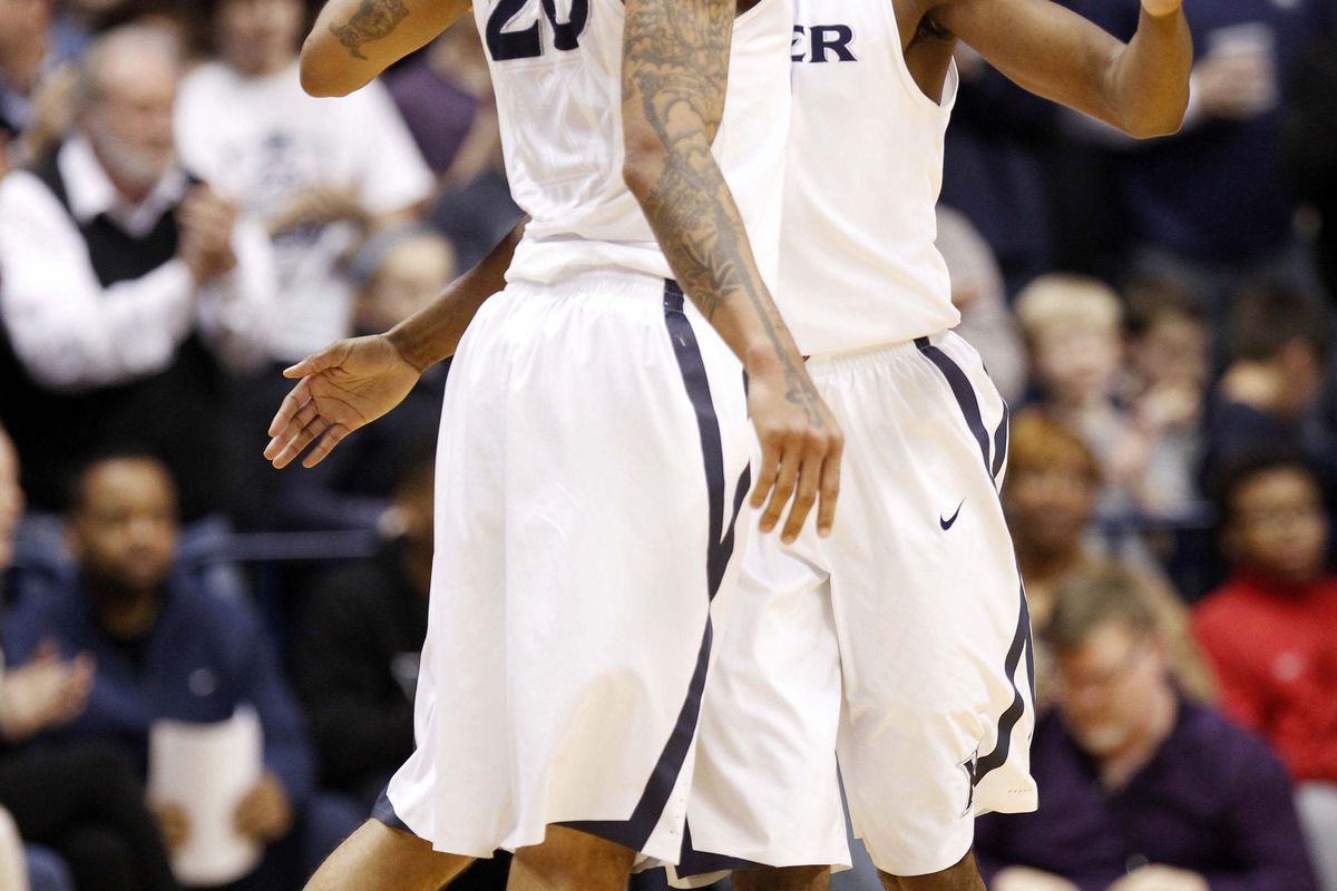 Could use big games these two guys.