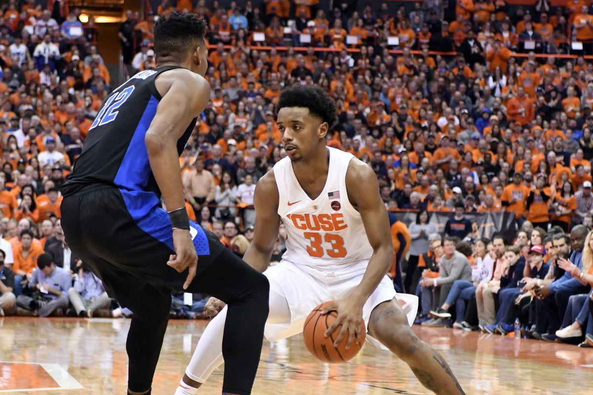 Syracuse Basketball Vs Duke Tv Streaming Time Odds