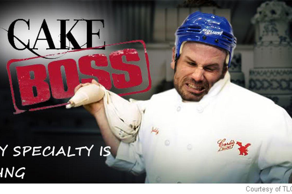 Aaron Rome Cake Boss