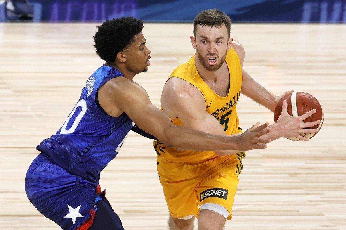 Australia v United States