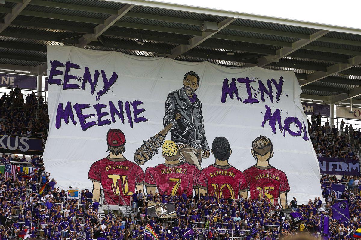 MLS: Atlanta United FC at Orlando City SC