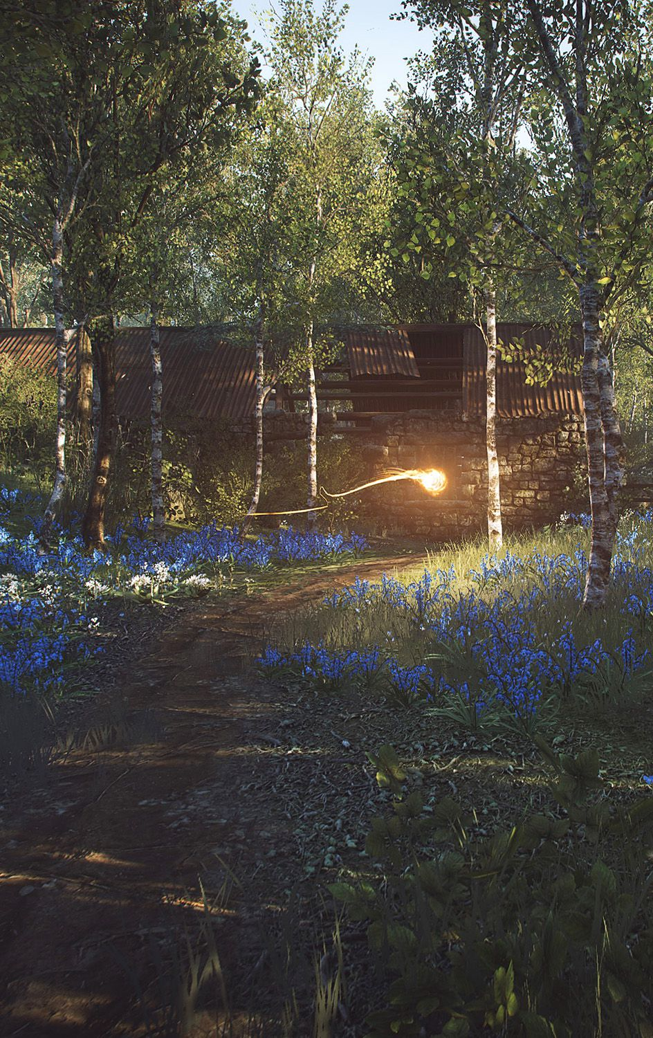 Everybody's Gone to the Rapture review d 944