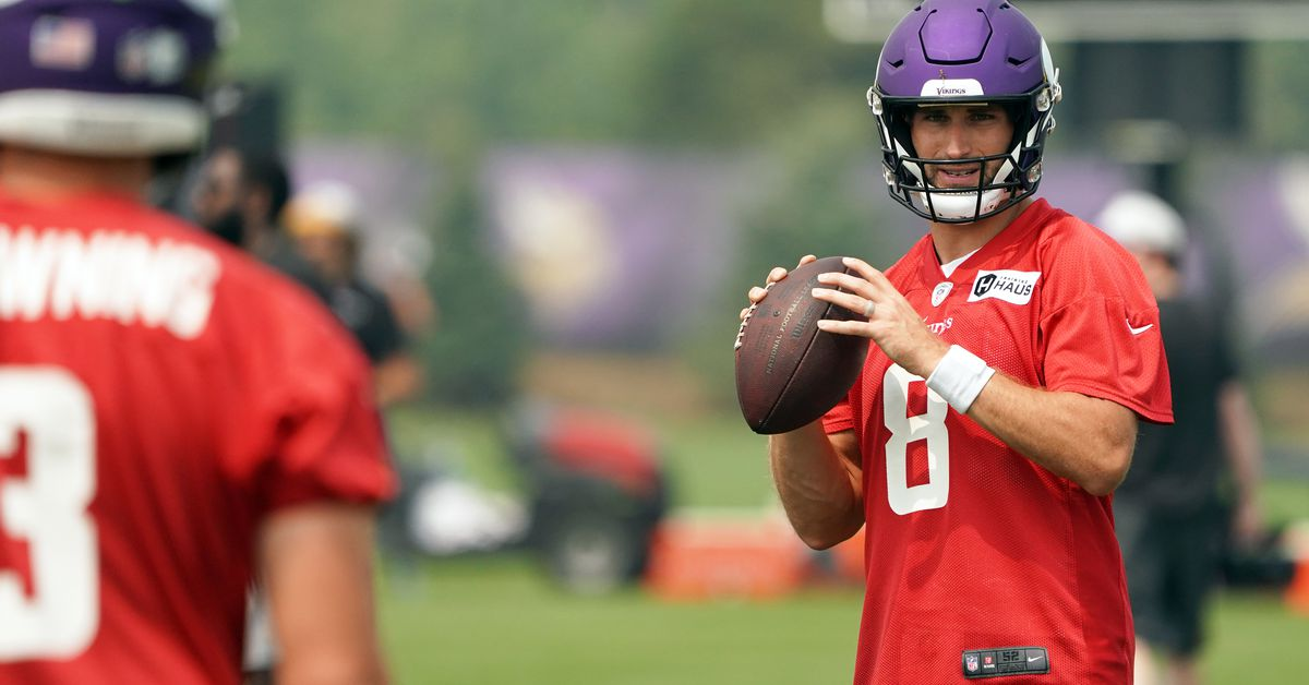 Kirk Cousins is unvaccinated, on the Covid list, and the Vikings are paying the price