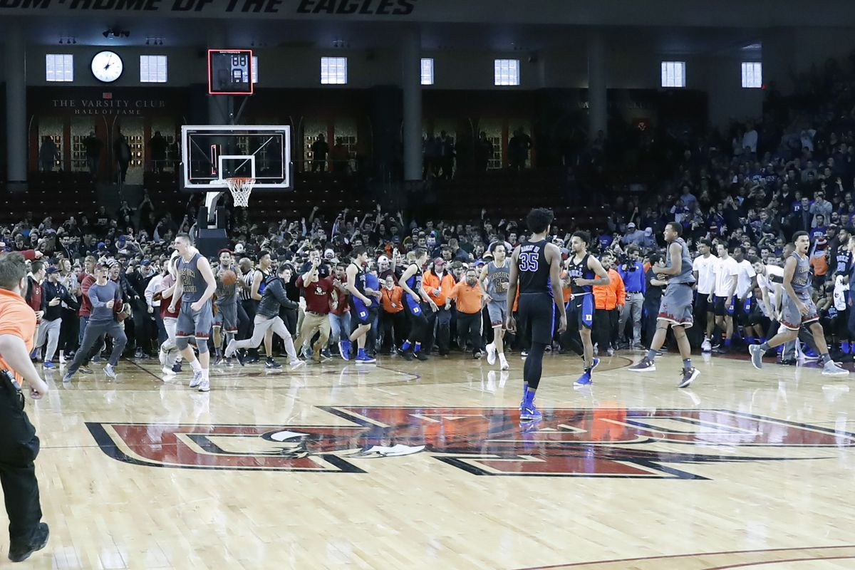 COLLEGE BASKETBALL: DEC 09 Duke at Boston College