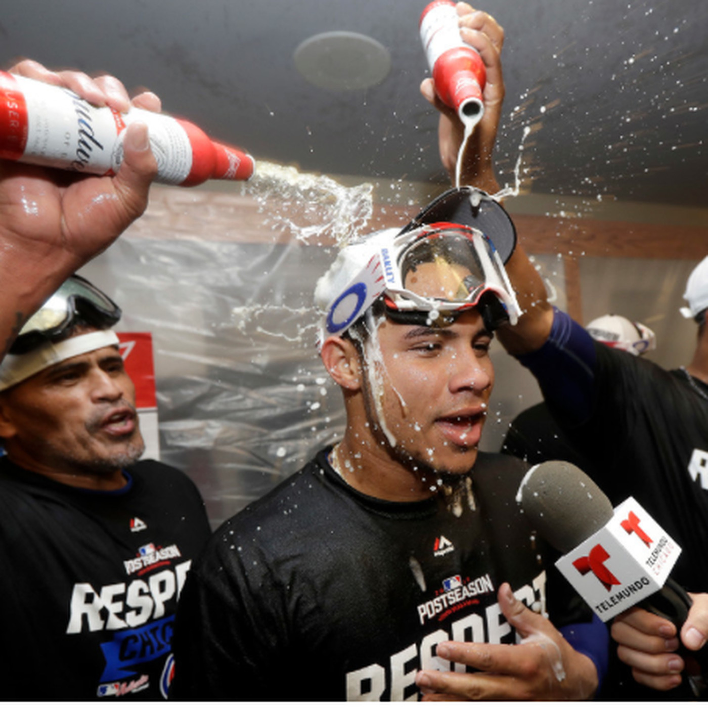 Does Cubs' NLDS win over Giants signal changing of guard in