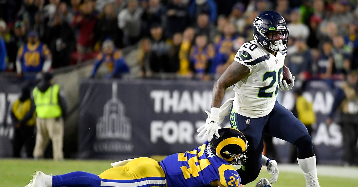 Rashaad Penny ruled out with a knee injury