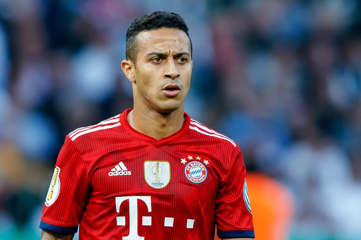 Thiago in a lot of pain, confirms Bayern boss Kovac | FOX ...
