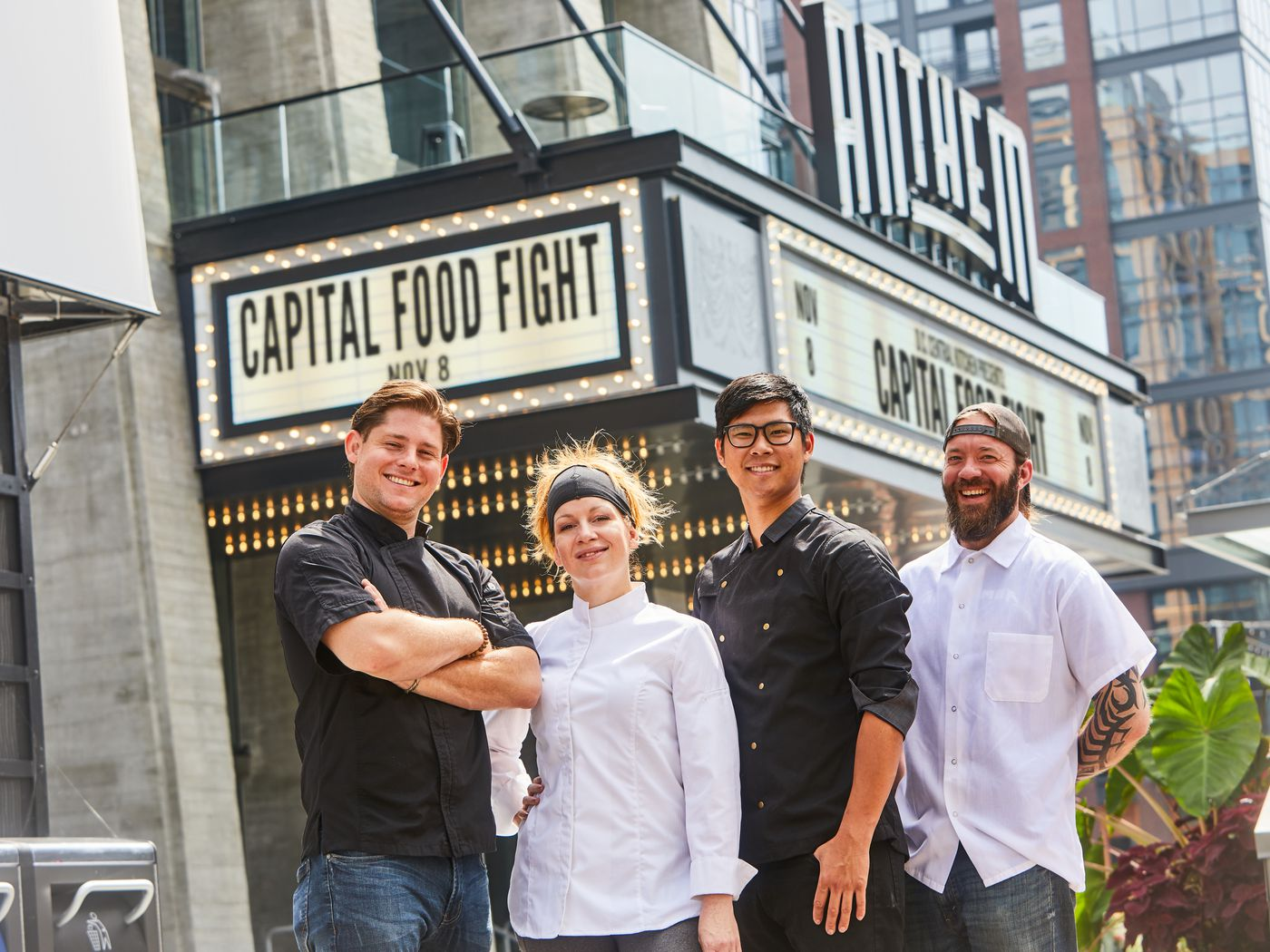 DC Central Kitchen's Capital Food Fight Enlists Tom Colicchio and