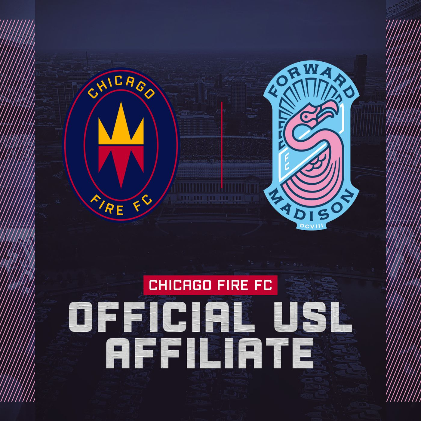 Chicago Fire Announce Usl Affiliation With Forward Madison Hot