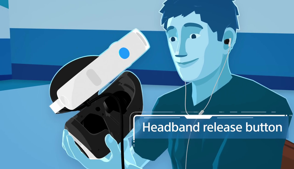 PlayStation VR headset guide