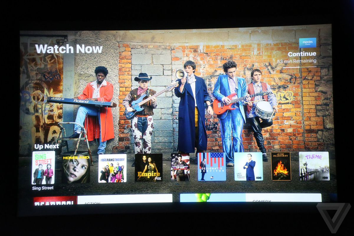 Apple's new TV app shows how painfully behind it is - The Verge
