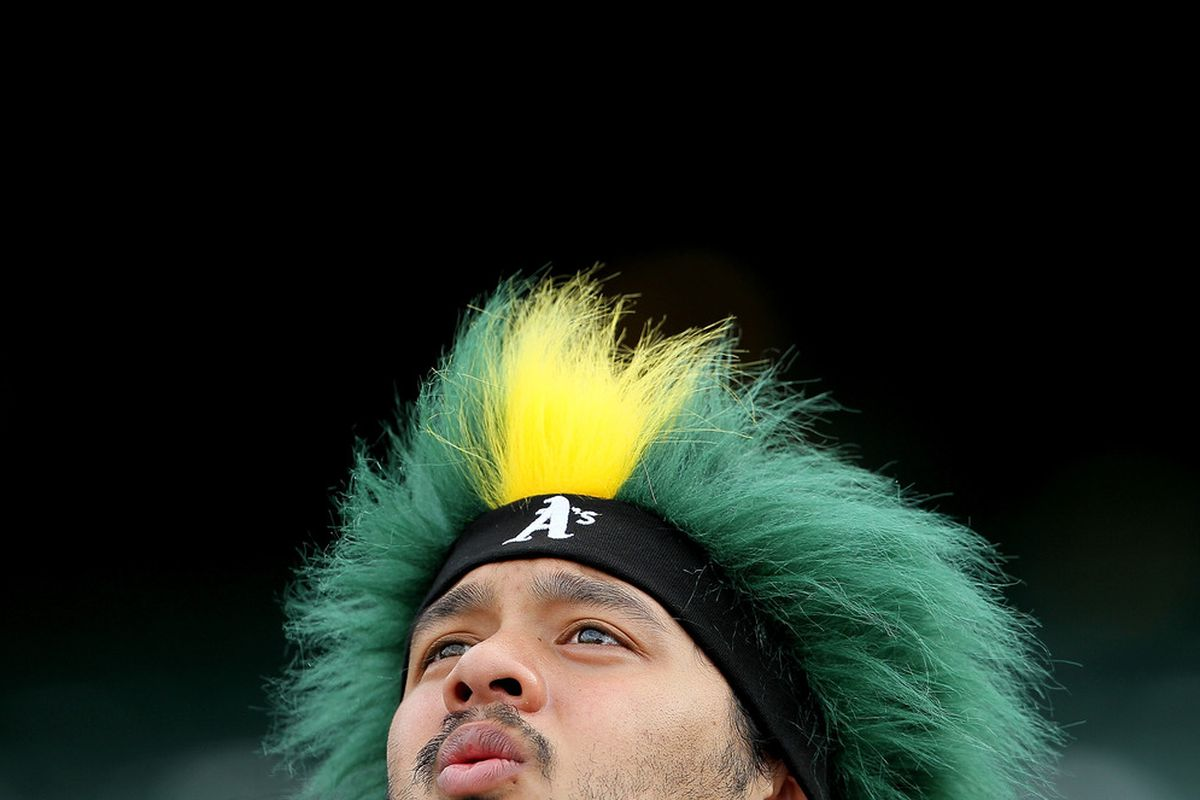 Coco Crisp Day at the O.co