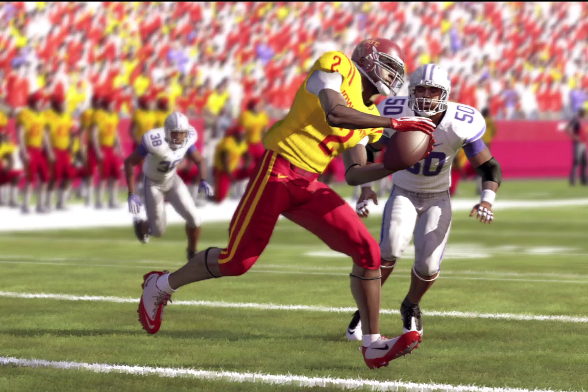 We Created the 2018 Cyclones on NCAA Football 14 - Wide Right ... 8c58b89df