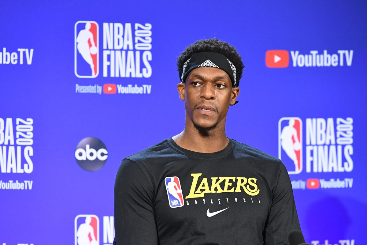Nba Finals Rajon Rondo Doesn T Care About Money Just Wants Rings Silver Screen And Roll