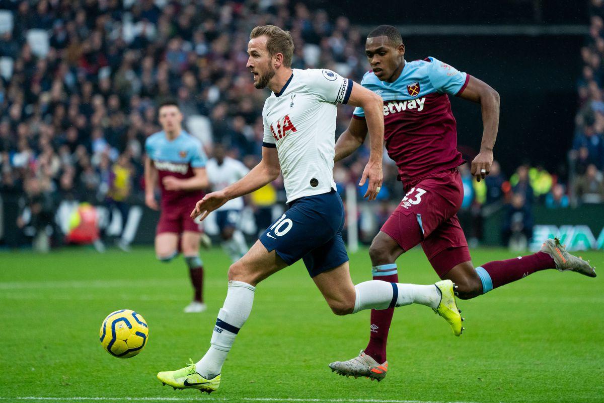Tottenham Hotspur vs. West Ham United 2020: Premier League game time, TV  channels, how to watch - Cartilage Free Captain