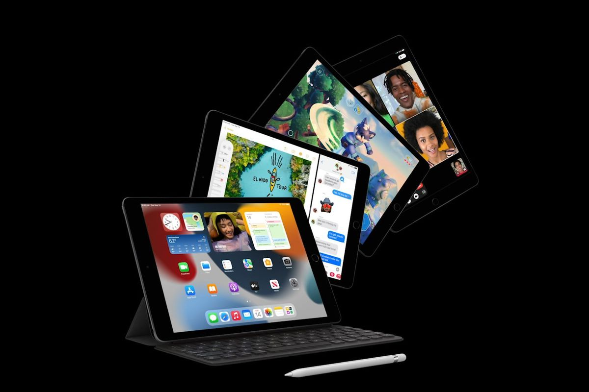 Apple announces new entry-level iPad with A13 Bionic chip