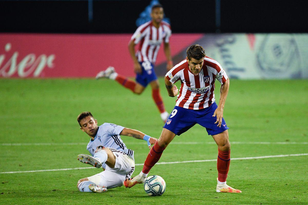 RC Celta de Vigo v Club Atletico de Madrid - La Liga