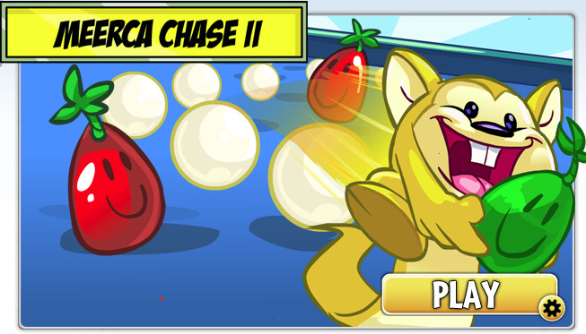 Meerca Chase artwork from the Neopets social network.