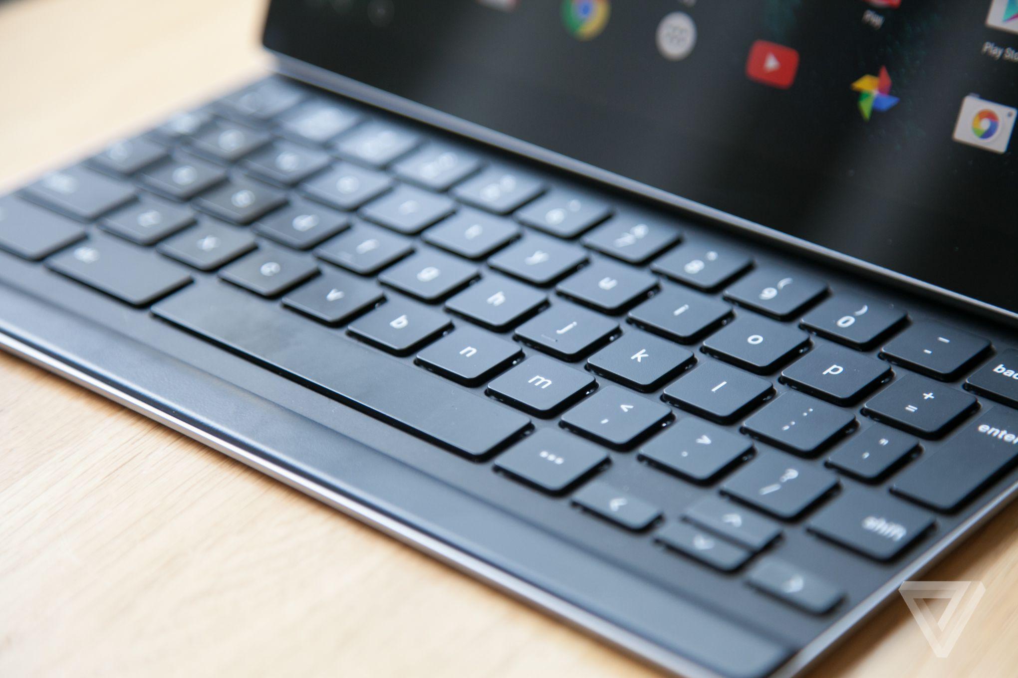 google pixel c keyboard