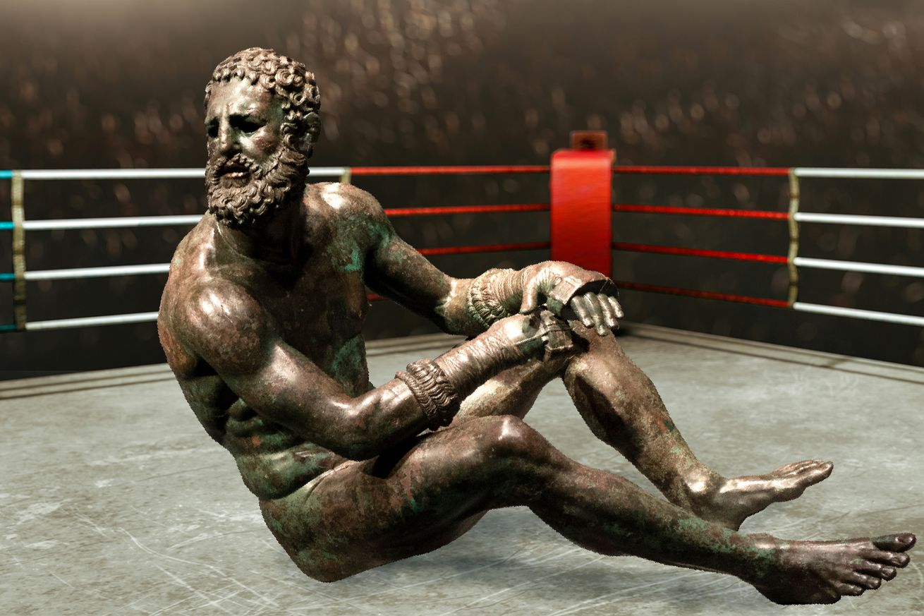 boxing1.0 - The greatest boxer of all time was actually trash