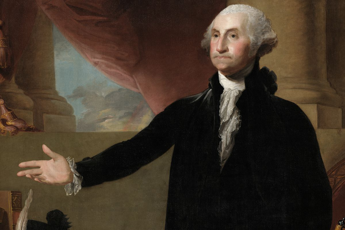 In debunking the Illuminati, George Washington inadvertently promoted it.
