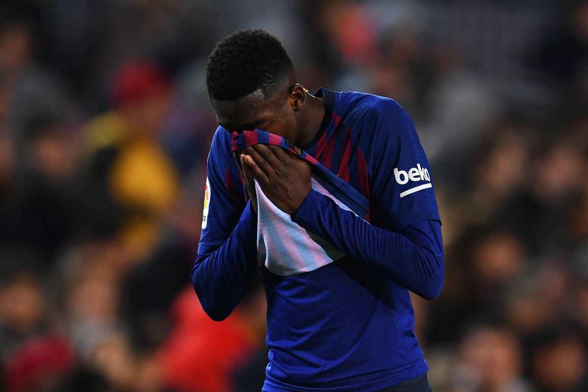 FC Barcelona v CD Leganes - La Liga
