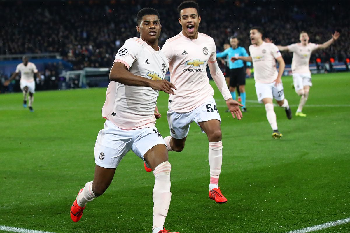 Manchester United 2018 19 Player Reviews Marcus Rashford