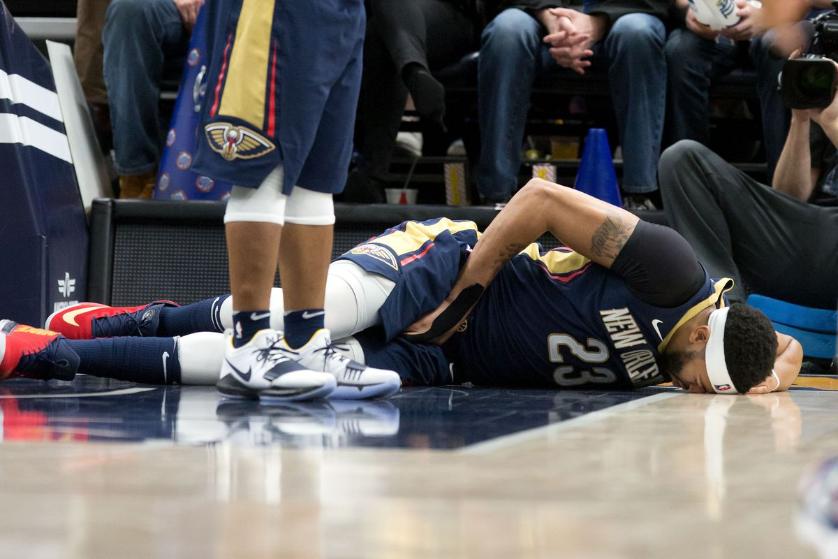 New Orleans Pelicans lose Anthony Davis to groin injury