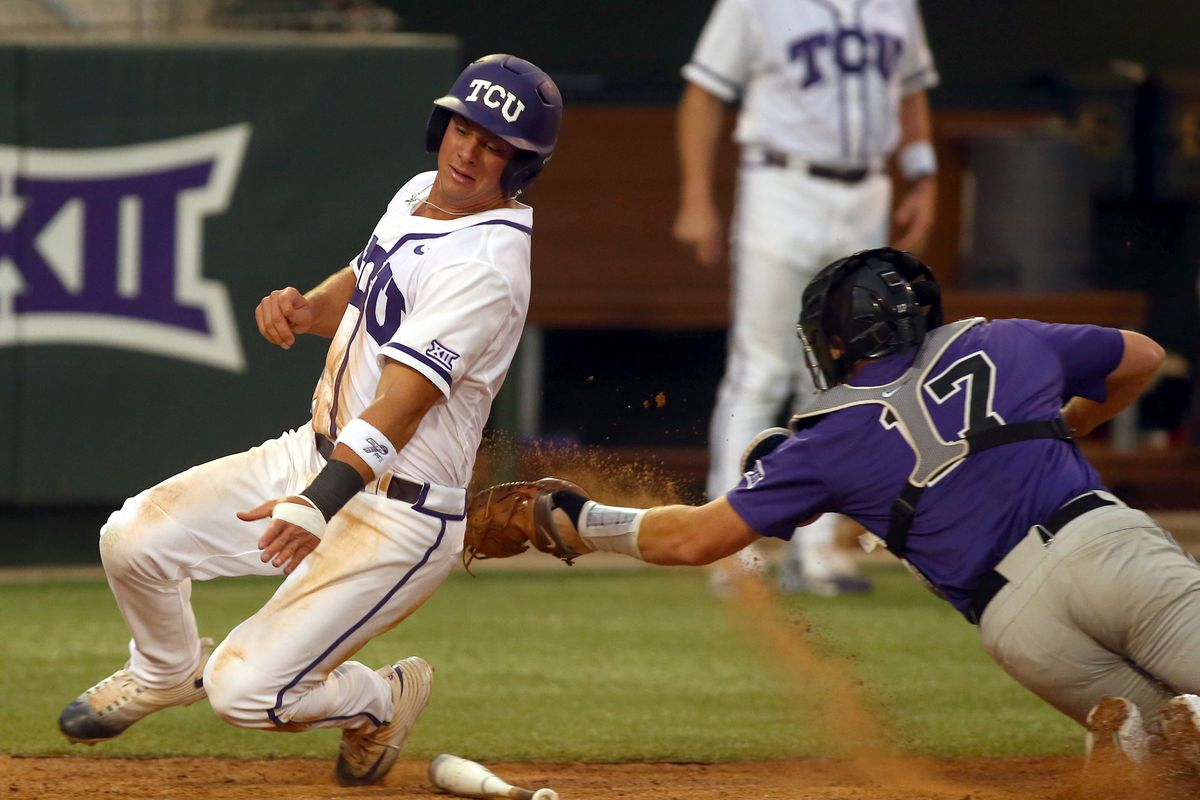Blast from the past: K-State at TCU, May 2016