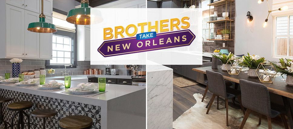 New Orleans Based Interior Designers Cast In The Property Brothers