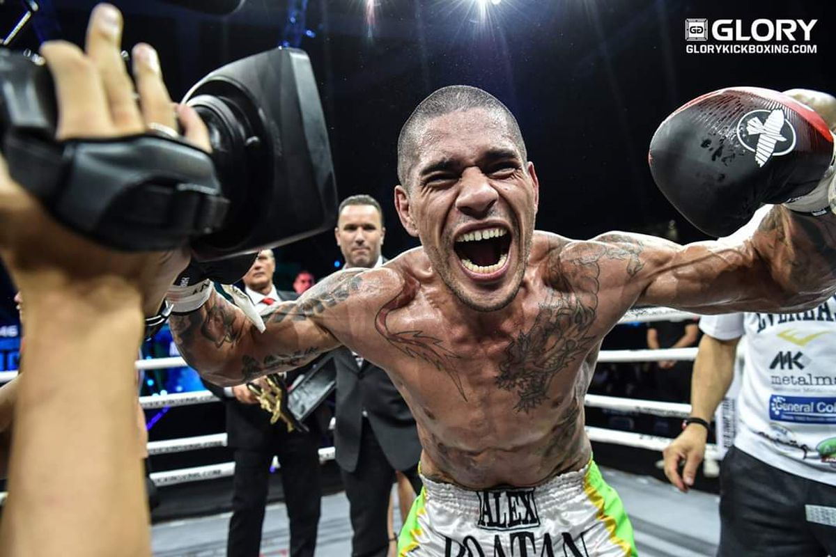 Glover Teixeira: Israel Adesanya Alex Pereira signs with UFC
