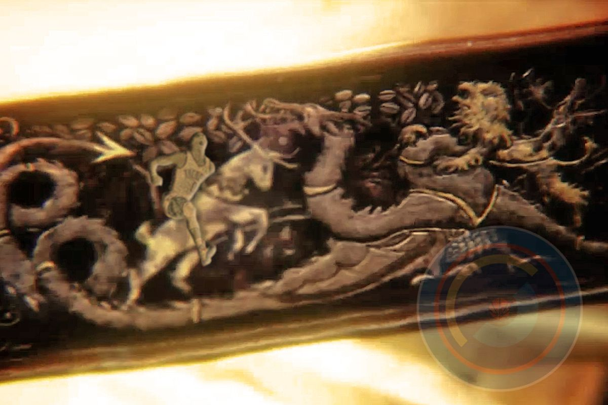 Only legends get themselves etched in gold, especially gold featured in famous TV intros.
