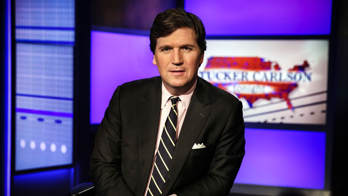 From Mad World News Via Conservative >> Tucker Carlson Has Sparked The Most Interesting Debate In