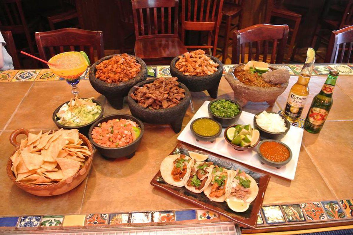 Mexican Restaurant In Tivoli Village Las Vegas