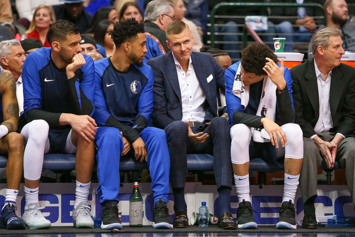 b2c8320314e0 Kristaps Porzingis was never really ours - Posting and Toasting