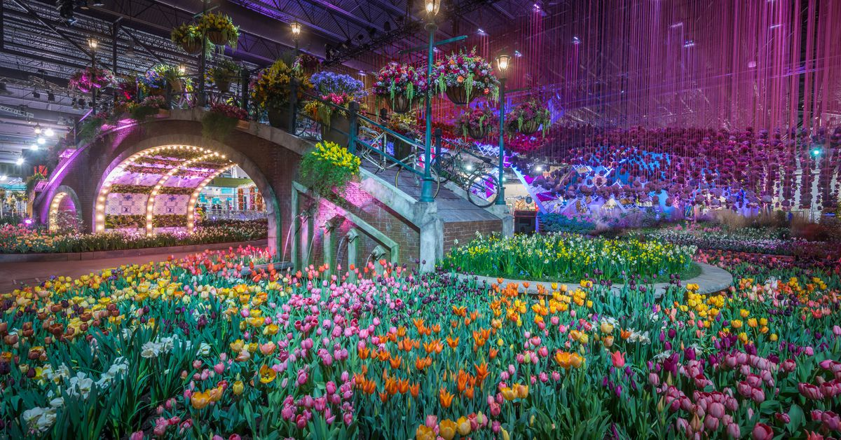 Where to Eat Near the Philadelphia Flower Show
