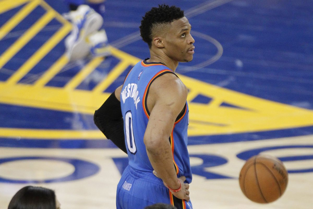 Russell Westbrook: Lovable gritty underdog?