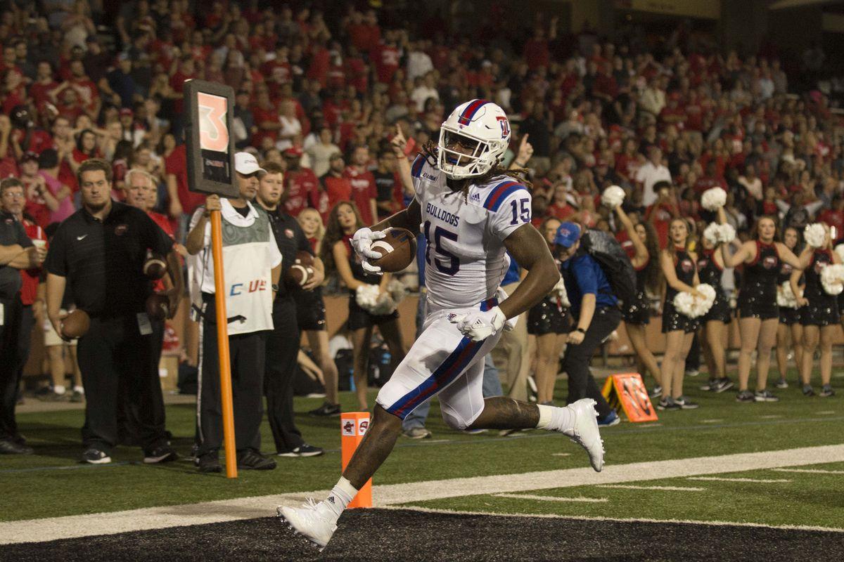 NCAA Football: Louisiana Tech at Western Kentucky