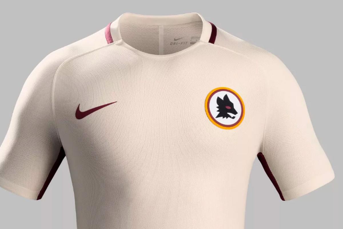 3ee3f069e Roma Unveils New Away Kit - Chiesa Di Totti