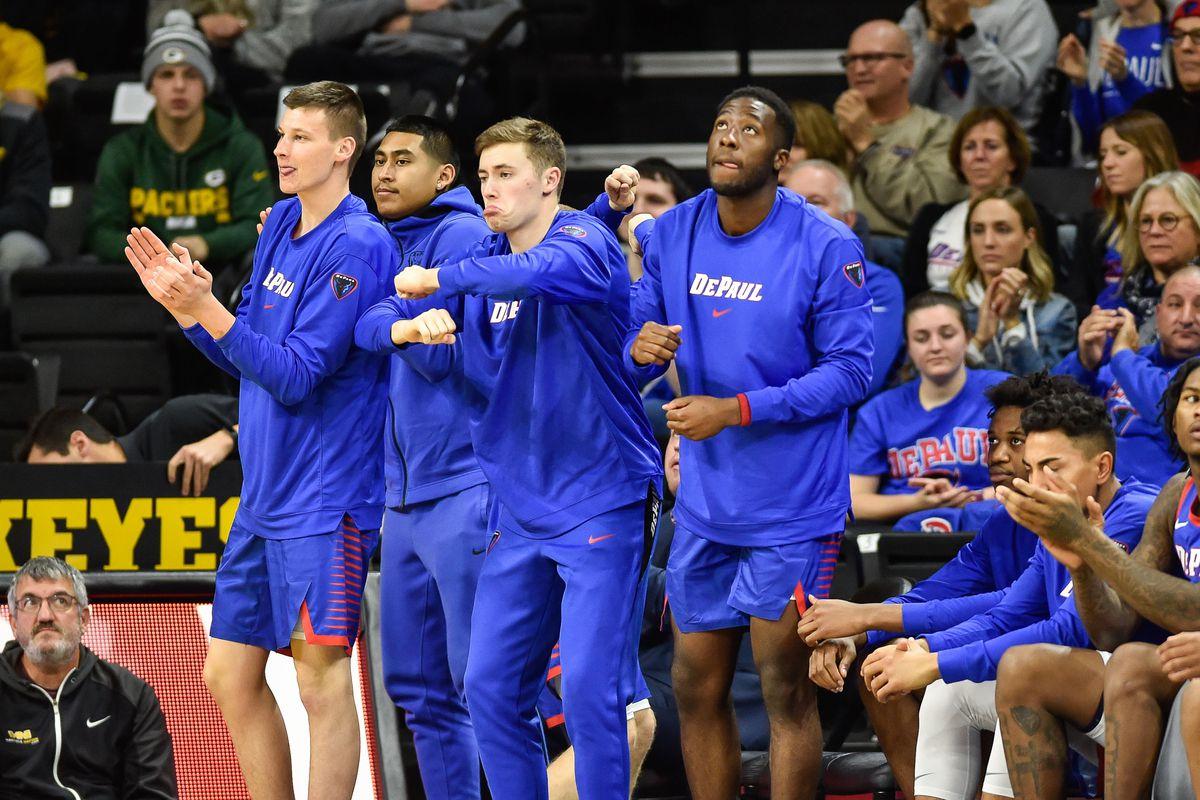 NCAA Basketball: DePaul at Iowa