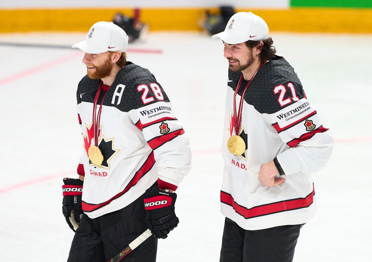 Canada v Finland - 2021 IIHF Ice Hockey World Championship Gold Medal Game