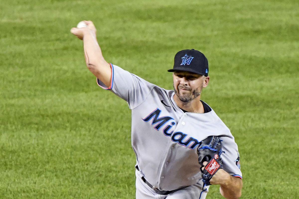 MLB: AUG 24 Marlins at Nationals
