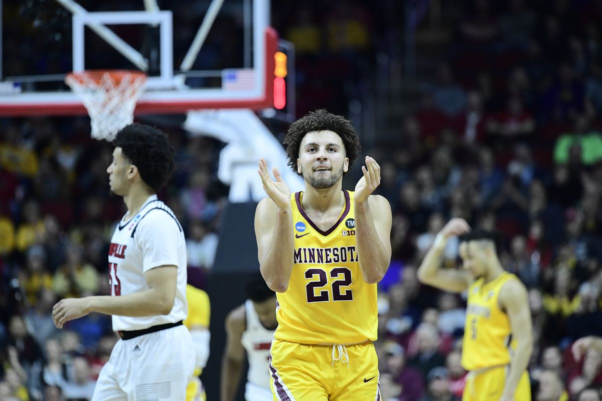 Here Is The 2019 20 Minnesota Gophers Basketball Big Ten