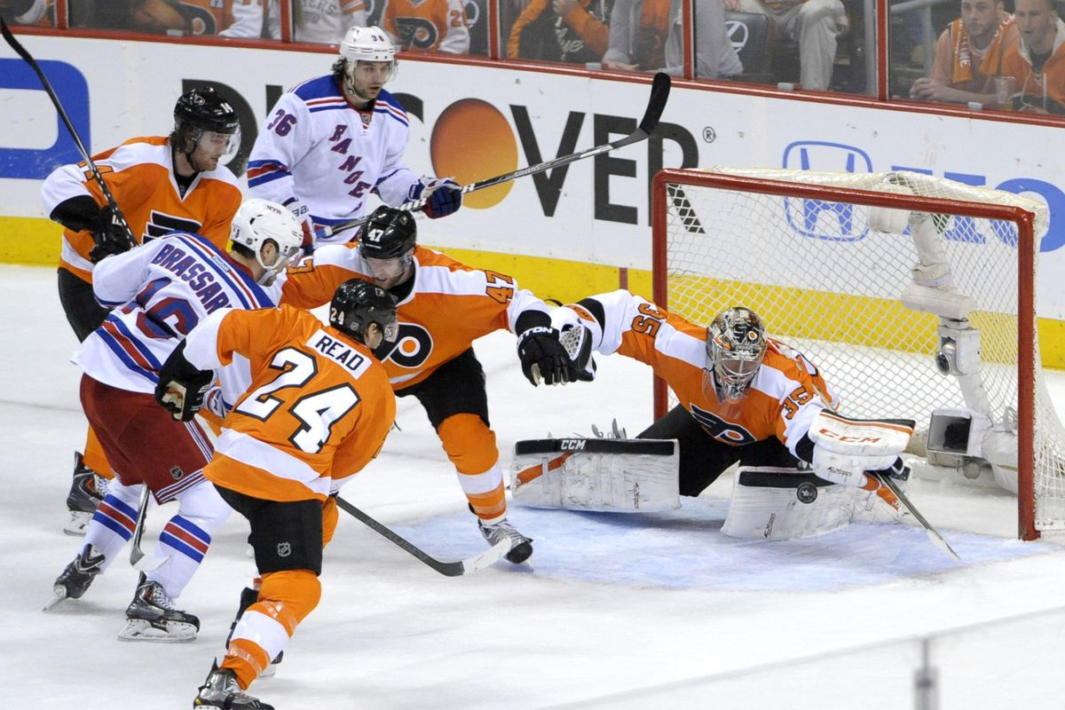 The Flyers need a win to stay alive.