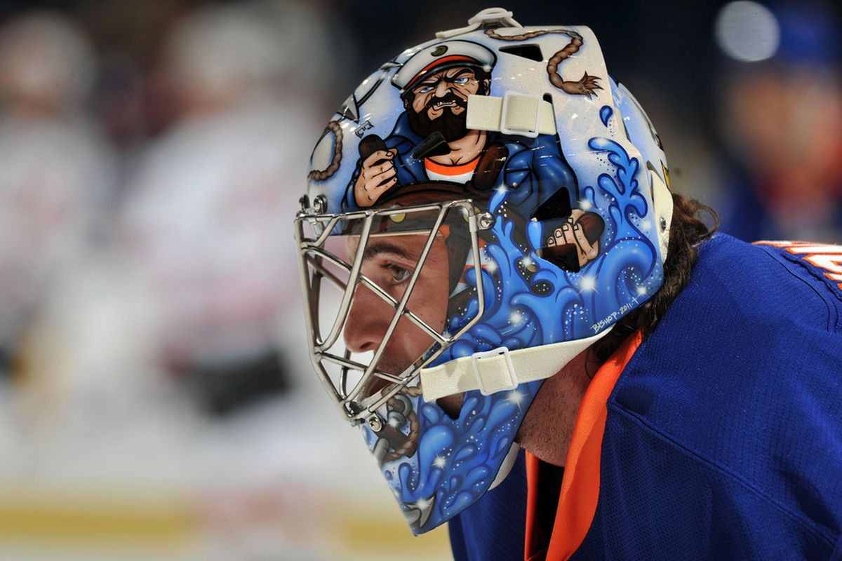 I would not want the sailor on Al Montoya's mask to date my sister.