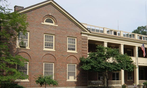 Federal Prison Camp Alderson in West Virginia.   U.S. Bureau of Prisons