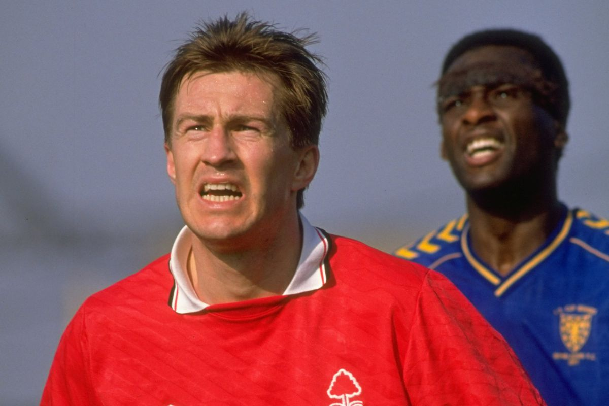 """""""I remember moans about Lee Chapman – who I didn't think seemed that bad"""""""