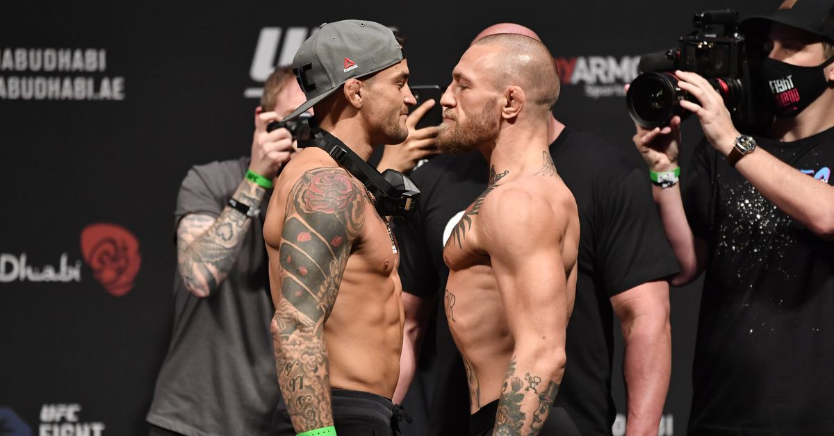 Reaction: Is Dustin Poirier vs. Conor McGregor 3 in jeopardy after donation squabble? - MMA Fighting